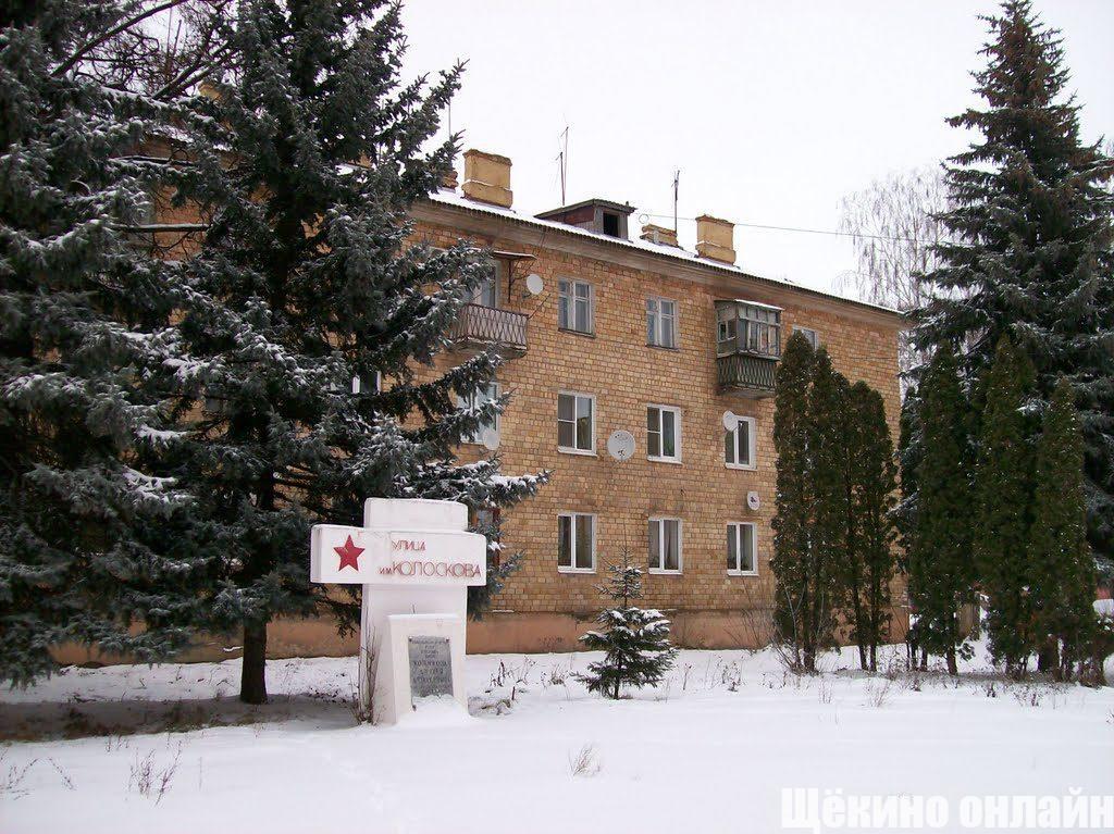 Улица Колоскова