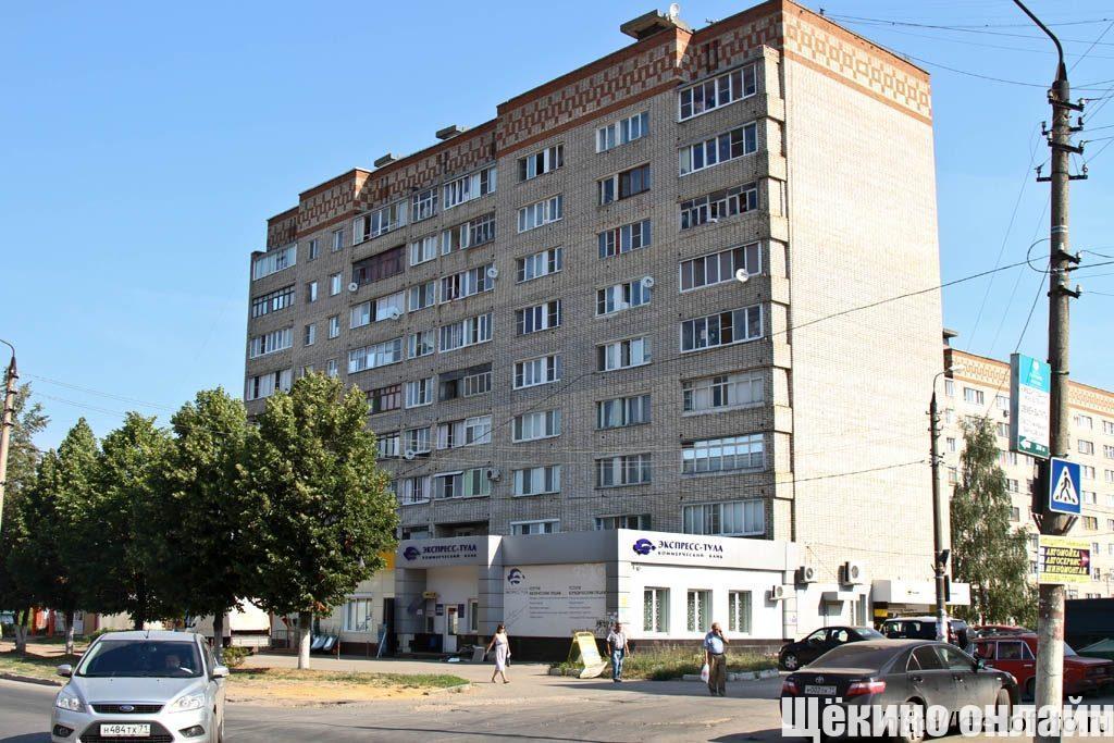 Улица Лукашина