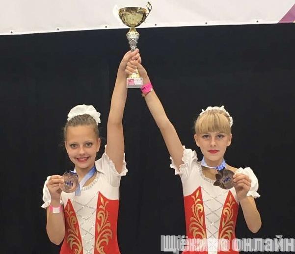 «Юная грация» из г.Советск – призер чемпионата мира