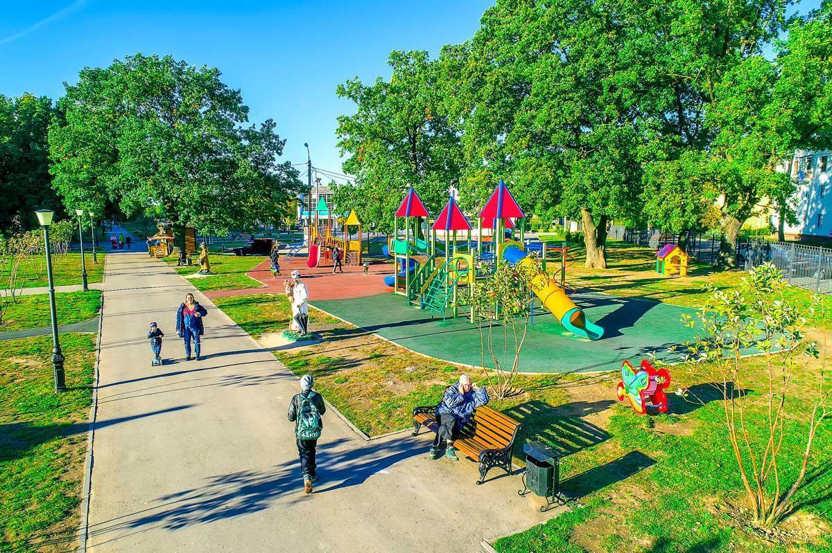 park-Pervomaiskii