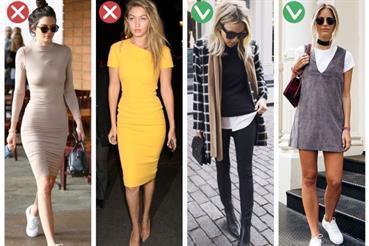 Что носить худенькой девушке?
