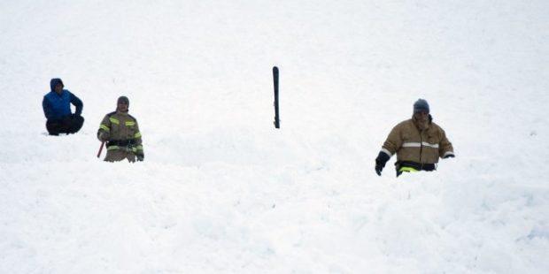 Стали известны подробности схода снежной лавины в Домбае