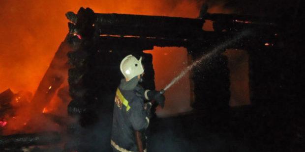 Пожар в нелегальном доме престарелых унес жизни семи человек