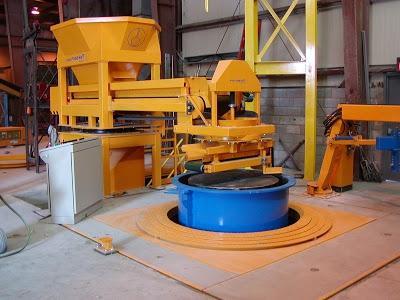 Оборудование для изготовления ЖБИ