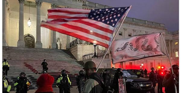 Участники беспорядков в США планировали убийства конгрессменов - ФБР