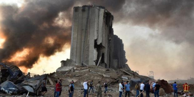 Интерпол обвинил двух россиян во взрыве в порту Бейрута