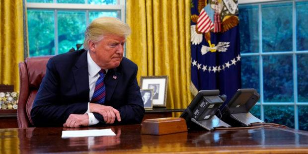 Стало известно, когда Трамп планирует покинуть Белый дом