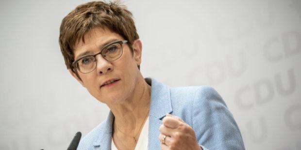 Германия готова защитить Европу от России: в Минобороны страны анонсировал планы на 2021 год