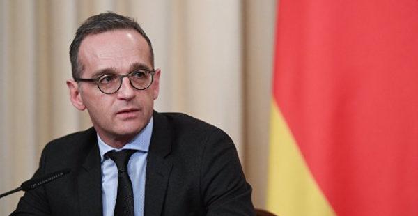 Германия готова бороться за американскую демократию, но не бесплатно - глава МИД ФРГ