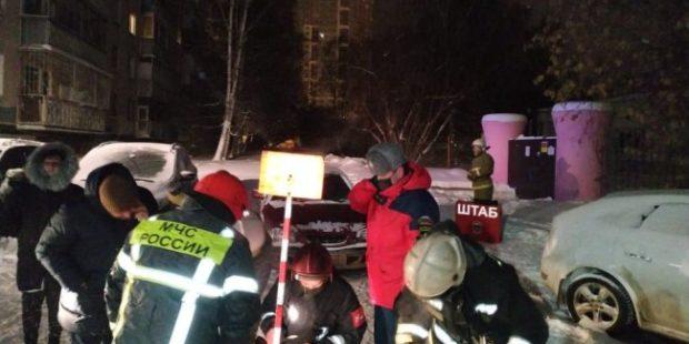 Восемь человек погибли во время пожара в Екатеринбурге