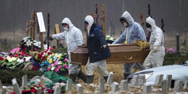 COVID-19 вогнал в гроб еще 8-х жителей Ивановской области