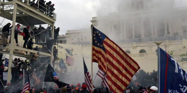 В штурме Капитолия участвовали русскоязычные граждане - ИноСМИ