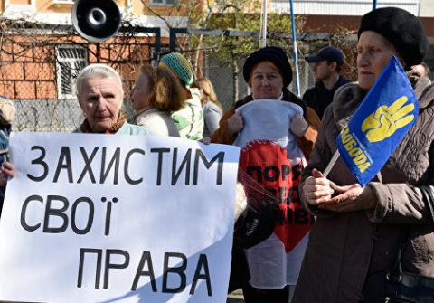 «Коммунальные бунты» прокатились по всей Украине
