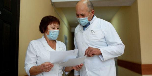 Эпидемиологическая ситуация по коронавирусу в Алтайском крае вышла на плато