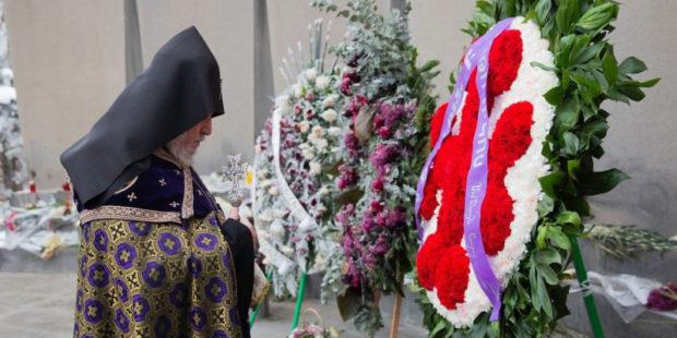 Гарегин II пояснил, изменилась ли его позиция в вопросе отставки Пашиняна