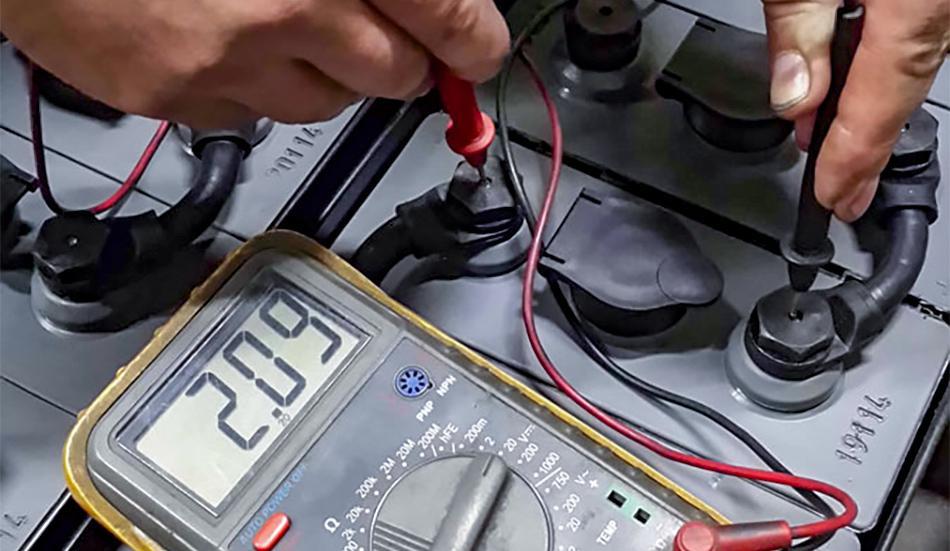 Правила эксплуатации тяговых аккумуляторов для Toyota
