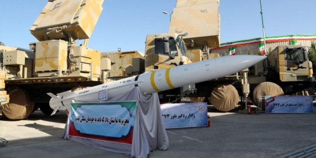 Иран провел пуски баллистических ракет, поразив цели на расстоянии 1,8 тыс км
