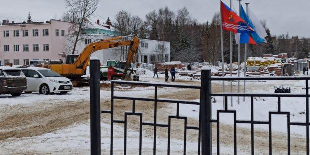 Новый инфекционный госпиталь в Иванове в срок не открыли