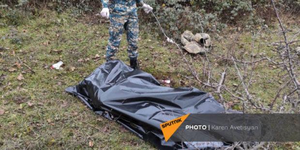 Останки еще трех солдат найдены в Карабахе в ходе поисковых работ