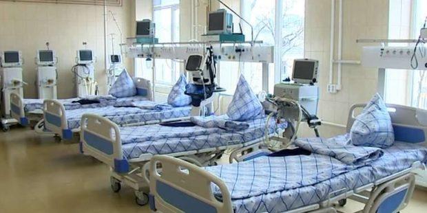 Почти 900 мест для больных COVID-19 свободны в больницах Ивановской области
