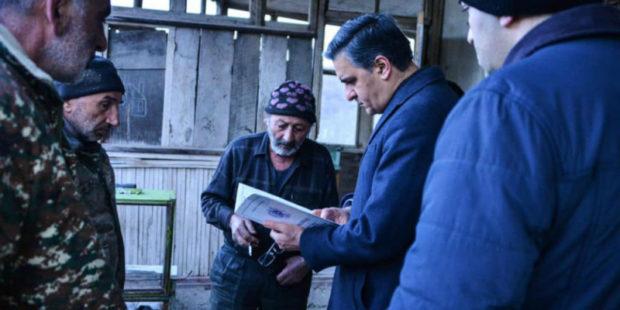 Сельское хозяйство под угрозой: омбудсмен Армении поднял проблему приграничных сел