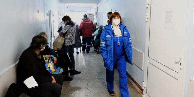 Статистика COVID по Алтайскому краю на 6 января: заболели 205, умерло 13