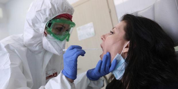 В Ивановской области ежедневно COVID-тестирование проходят  2150 человек
