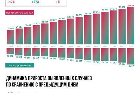 В Ивановской области скончались еще 5 заболевших коронавирусом