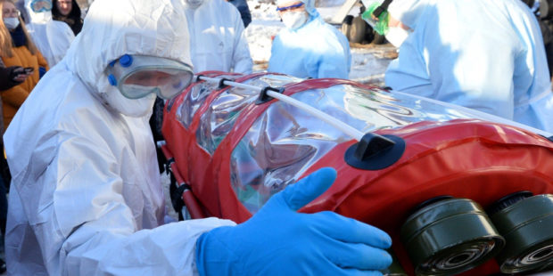 В Ивановской области умерли от коронавируса еще 8 человек