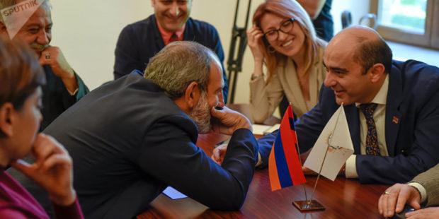 Вице-спикер парламента Армении ответила на вопросы о досрочных выборах