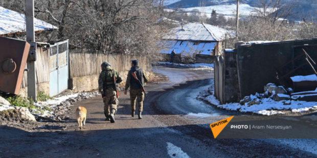 Жители армянского села не могут использовать сельхозугодья: они под прицелом Азербайджана