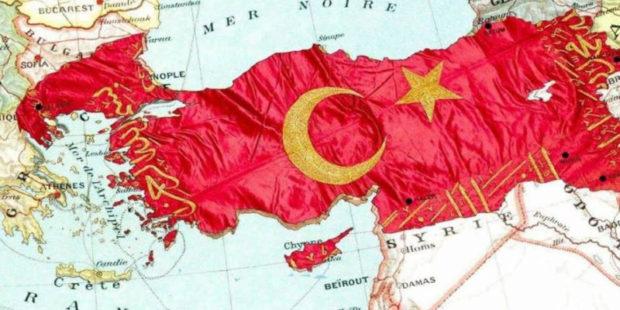 К 2050 году Турция планирует захватить Кубань, Крым и Чечню