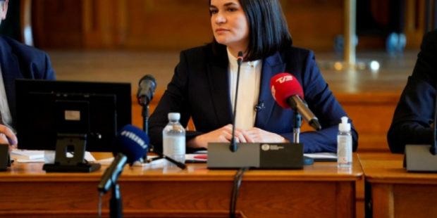 Тихановская сделала заявление о статусе Крыма