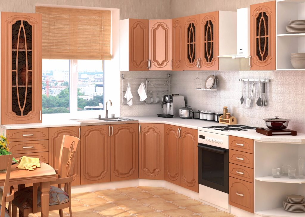 Покупка модульной кухни через интернет-магазин