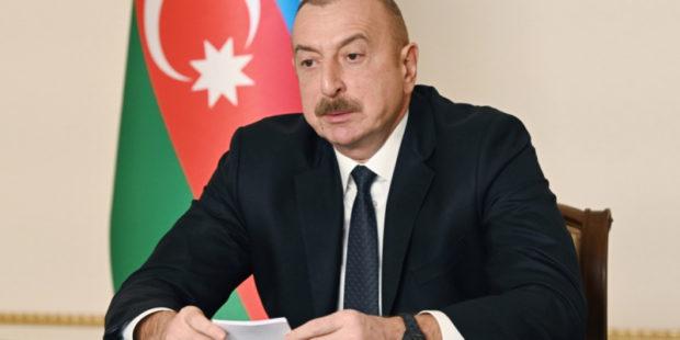 """Алиев назвал имена тех, кто довел Армению до """"плачевного"""" состояния"""