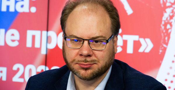 «Не для давления»: Неменский объяснил, для чего нужен «Северный поток-2»