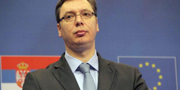На сербского главу Вучича готовили покушение