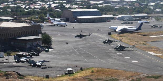 Армения отказала России во второй военной базе