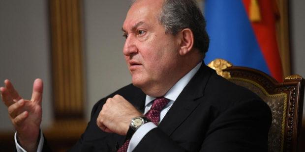 Саркисян отказал Пашиняну в поддержке