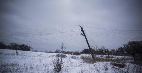 Названа причина возобновления Киевом импорта электроэнергии из РФ
