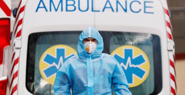 Тысячи украинцев заболевают коронавирусом каждый день