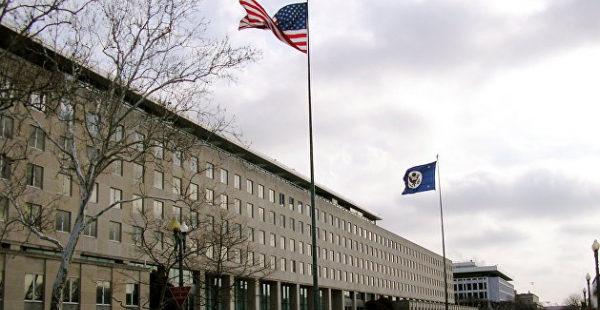 Госдеп США сделал заявление по Белоруссии