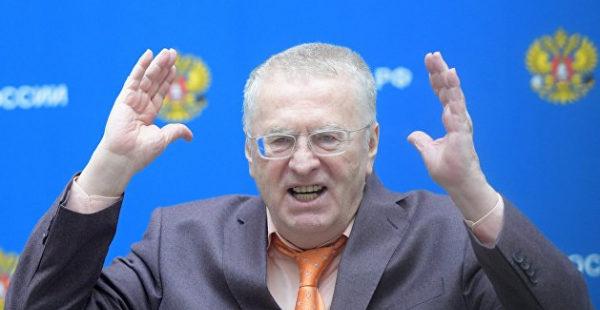 Жириновский рассказал, какая опасность ожидает россиян на улицах