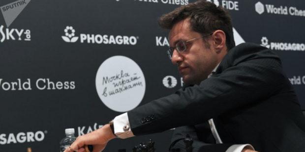 Аронян входит в мировую десятку ФИДЕ, в топ-100 еще двое армян