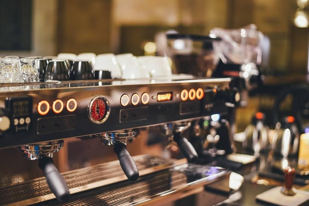 Что входит в аренду профессиональной кофемашины?