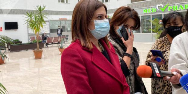COVID взят под контроль, но не побежден: глава Минздрава Армении побывала в Гюмри