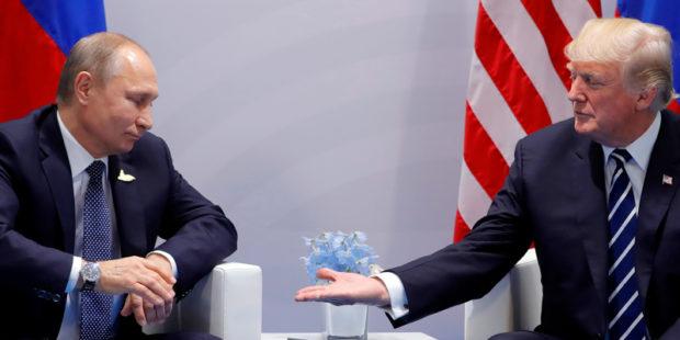 Politico: Трамп не раскрывал все детали своих разговоров с Путиным, которые могут касаться и Байдена