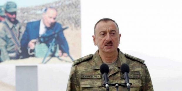 """Алиев заверил, что """"Искандеры"""" не использовали в Карабахе"""
