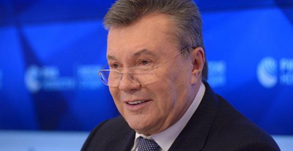Янукович сделал интересное предложение украинским прокурорам