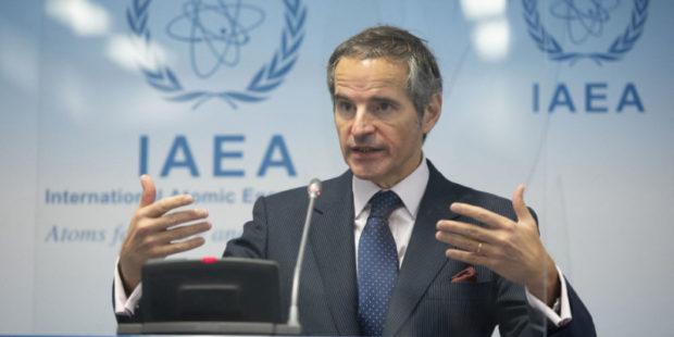 Гендиректор МАГАТЭ прибыл в Тегеран